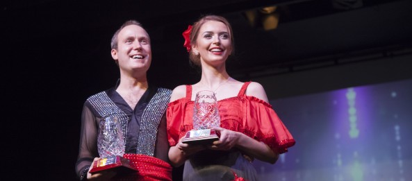 Image of Ozanam Come Dancing Winners 2018.
