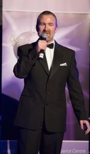 Ozanam Come Dancing 2014, Host Tony Rock