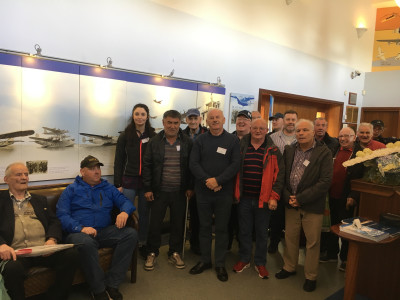 Foynes Air Boat Museum 2017 1