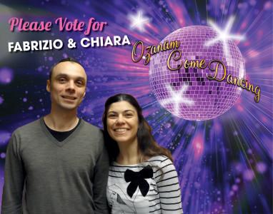 10) Chiara & Fabrizio