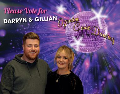 5) Gillian & Darryn
