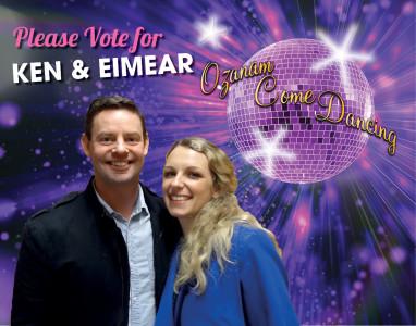 8) Eimear & Ken