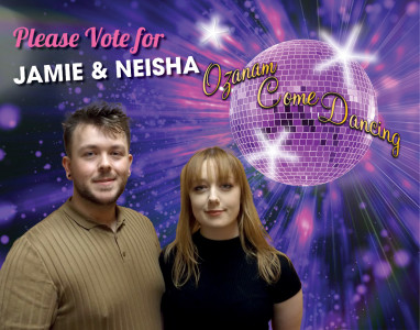 9) Neisha & Jamie