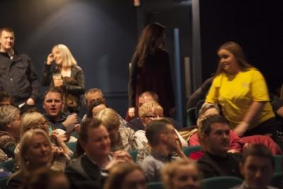 Audience 14