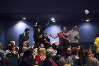 Audience 15